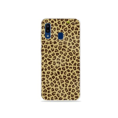 Capa para Galaxy A20 - Animal Print
