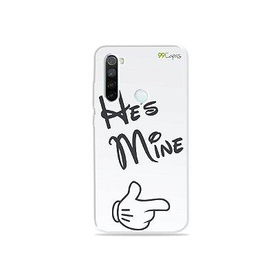 Capa para Xiaomi Redmi Note 8 - He's Mine
