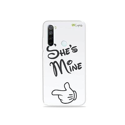 Capa para Xiaomi Redmi Note 8 - She's Mine