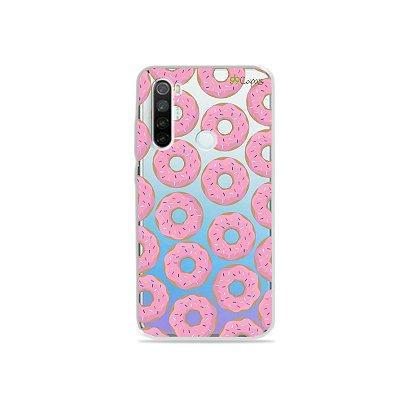 Capa para Xiaomi Redmi Note 8 - Donuts