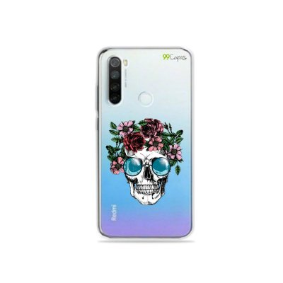 Capa para Xiaomi Redmi Note 8 - Caveira