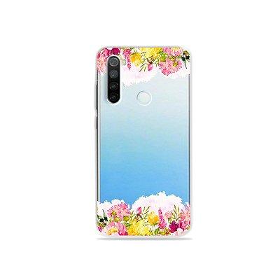 Capa para Xiaomi Redmi Note 8 - Botânica