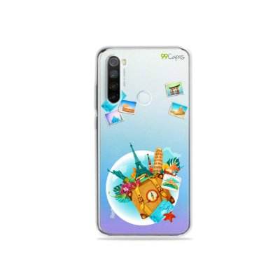 Capa para Xiaomi Redmi Note 8 - Memórias