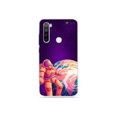 Capa para Xiaomi Redmi Note 8 - Selfie Galáctica