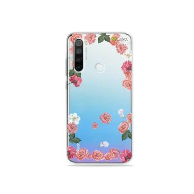 Capa para Xiaomi Redmi Note 8 - Pink Roses