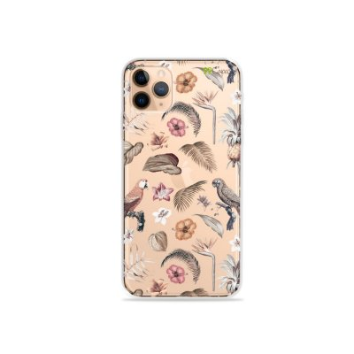 Capa para iPhone 11 Pro Max - Sweet Bird