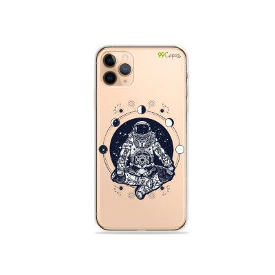 Capa para iPhone 11 Pro Max - Astronauta