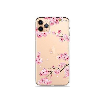 Capa para iPhone 11 Pro Max - Cerejeiras