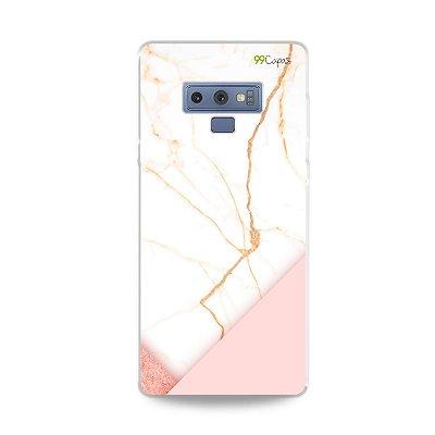 Capa para Galaxy Note 9 - Marble