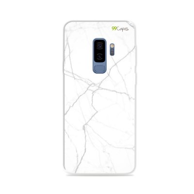 Capa para Galaxy S9 Plus - Marble White