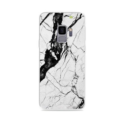 Capa para Galaxy S9 - Marmorizada