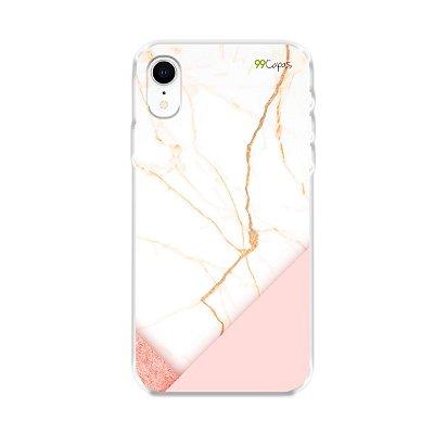 Capa para iPhone XR - Marble
