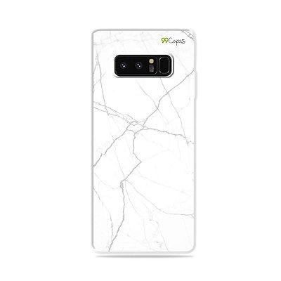Capa para Galaxy Note 8 - Marble White