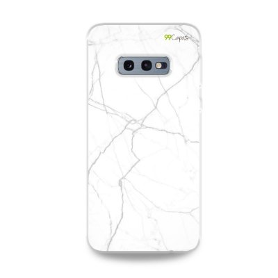 Capa para Galaxy S10e - Marble White