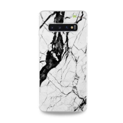 Capa para Galaxy S10 Plus - Marmorizada