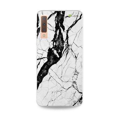 Capa para Galaxy A7 2018 - Marmorizada