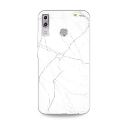 Capa para Asus Zenfone 5 e 5Z - Marble White