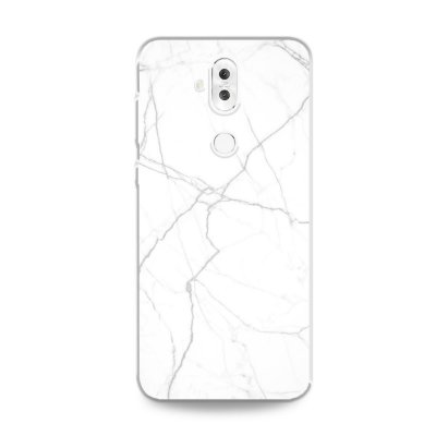 Capa para Zenfone 5 Selfie Pro - Marble White
