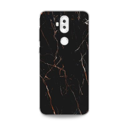 Capa para Zenfone 5 Selfie Pro - Marble Black