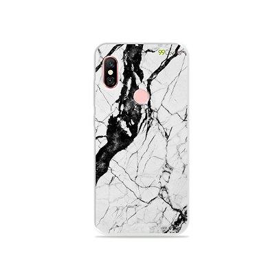 Capa para Xiaomi Redmi Note 6 Pro - Marmorizada
