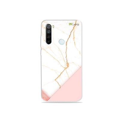 Capa para Xiaomi Redmi Note 8 - Marble