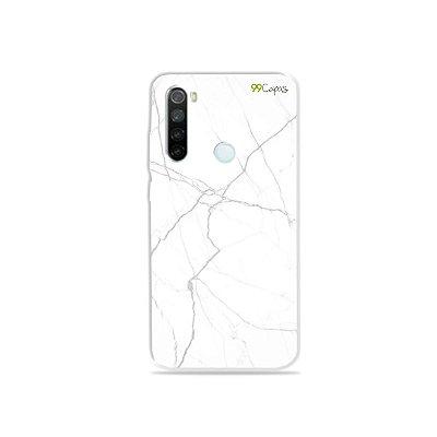 Capa para Xiaomi Redmi Note 8 - Marble White