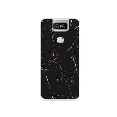 Capa para Zenfone 6 - Marble Black