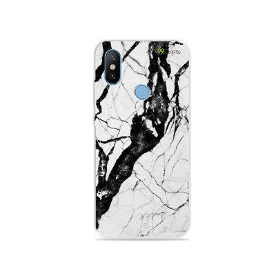Capa para Xiaomi Mi 8 - Marmorizada