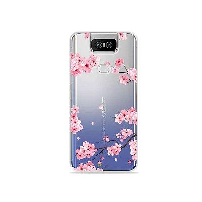 Capa para Zenfone 6 - Cerejeiras