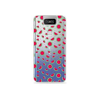 Capa para Zenfone 6 - Mini Melancias