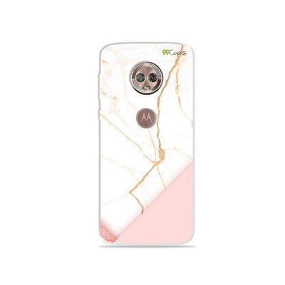 Capa para Moto G6 - Marble