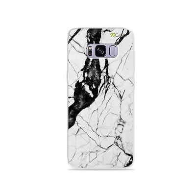 Capa para Galaxy S8 - Marmorizada