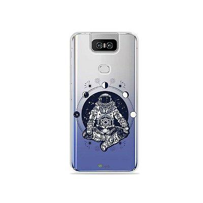 Capa para Zenfone 6 - Astronauta