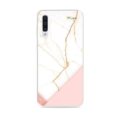 Capa para Galaxy A50 - Marble