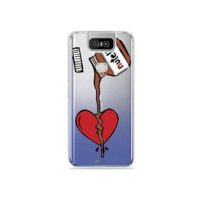 Capa para Zenfone 6 - Nutella