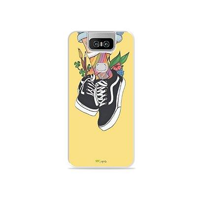 Capa para Zenfone 6 - Sneakers