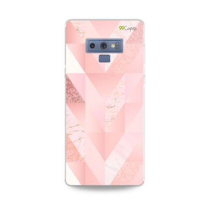Capa para Galaxy Note 9 - Abstract