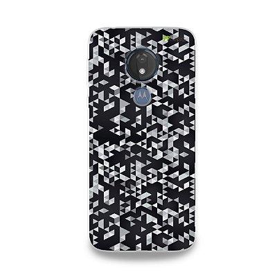 Capa para Moto G7 Power - Geométrica