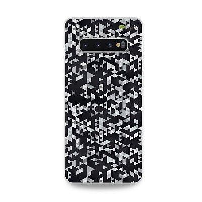 Capa para Galaxy S10 Plus - Geométrica