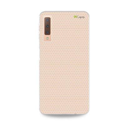 Capa para Galaxy A7 2018 - Simple
