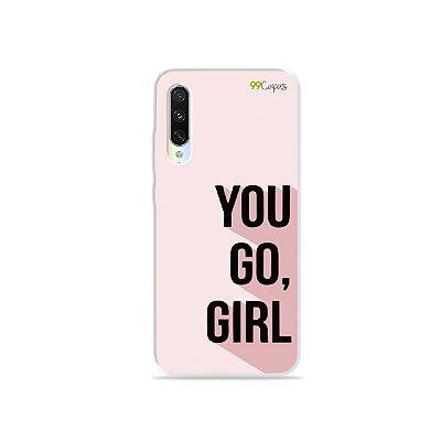 Capa para Xiaomi Mi A3 - You Go, Girl