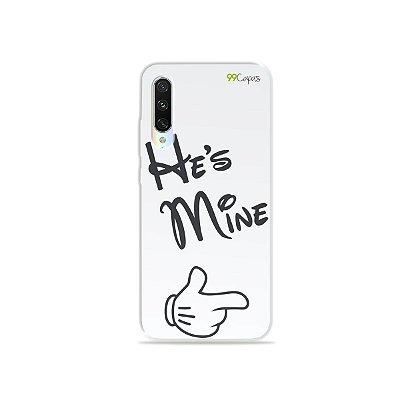 Capa para Xiaomi Mi A3 - He's Mine