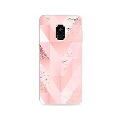 Capa para Galaxy A8 2018 - Abstract