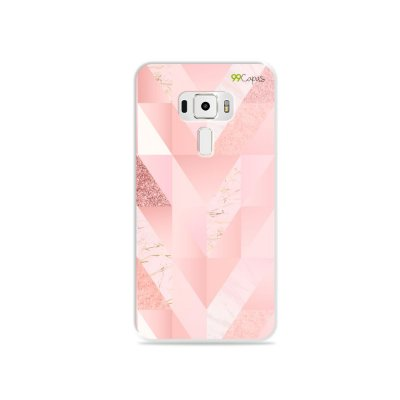 Capa para Asus Zenfone 3 - 5.5 Polegadas - Abstract