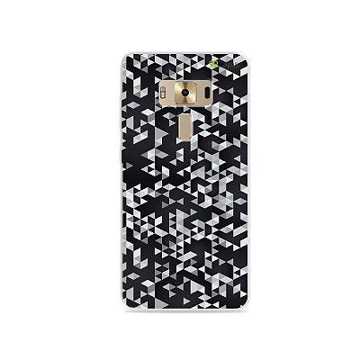 Capa para Zenfone 3 Deluxe - 5.7 Polegadas - Geométrica