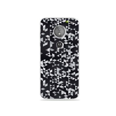 Capa para Moto E5 - Geométrica