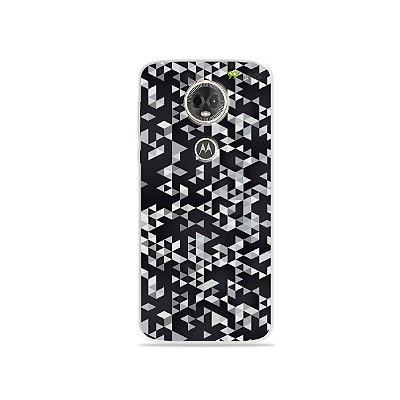 Capa para Moto E5 Plus - Geométrica