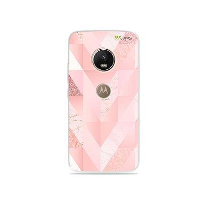Capa para Moto G5 Plus - Abstract