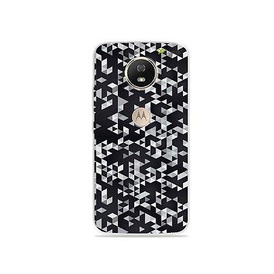 Capa para Moto G5S - Geométrica
