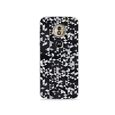 Capa para Moto G6 Play - Geométrica